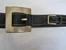 Cintura uomo PELLE DOLCE&GABBANA ORIGINALE / DOLCE&GABBANA genuine leather belt