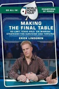 Final table strategy — as a big stack