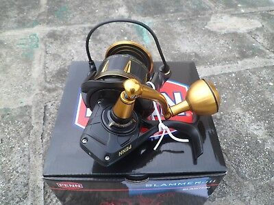 NEW 2017 PENN SLAMMER III Spinning Fishing Reel 9500 SLAIII 9500