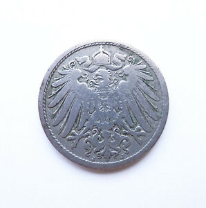 10 pfennig deutsches reich 1890 monnaie pi ce allemande allemagne ebay. Black Bedroom Furniture Sets. Home Design Ideas