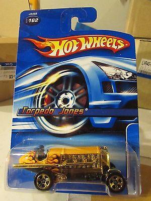 Hot Wheels Torpedo Jones #162