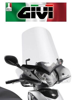 Windscreen specific clear PIAGGIO VESPA GTS 125-250-300 2013 104A GIVI