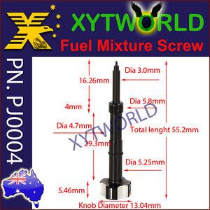 PJ0004-Air-Fuel-mixture-screw-adjuster-Keihin-FCR-Carb-Ktm-Honda-Yamaha-Kawasaki