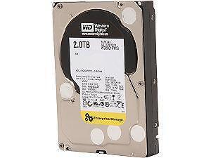 "Western Digital WD2001FYYG 2TB 7200RPM 6Gb//s 32MB 3.5/"" SAS Hard Drive"