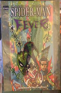 Spider-Man : Fever 2010 tpb OOP Rare Dr. Strange Multiverse of Madness 1st print
