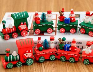 Navidad-Tren-Bosque-Pequeno-Arbol-de-Infantil-Ninos-Luz-Regalo-Decoracion-Fiesta