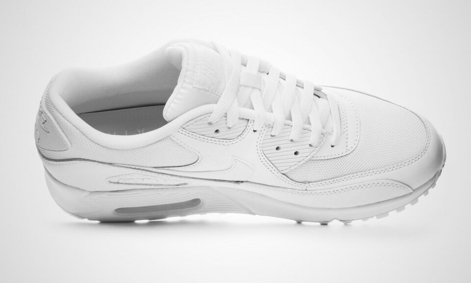 Nike Air Max Chaussures 90 Essential Homme Running Chaussures Max De Sport Baskets-Blanc-Toutes Les Tailles- Chaussures de sport pour hommes et femmes bdc419