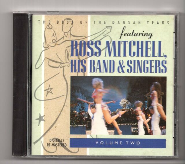(IY6) Ross Mitchell, The Best Of The Dansan Years Vol 2 - 1992 CD