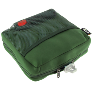 NGT Carp Fishing Camping Neoprene Case for 3 Way Outdoor Frying Pan with Pocket
