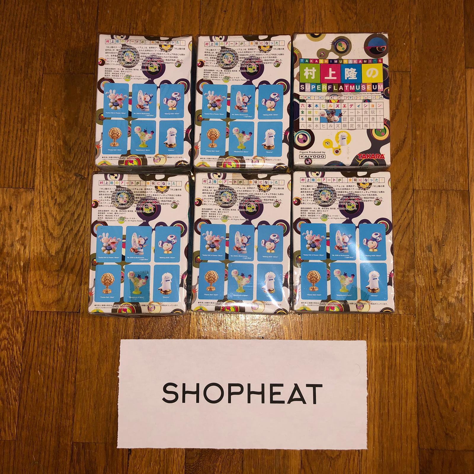 Takashi Murakami SUPERFLAT MUSEUM ROPPONGI HILLS Edition 2003 - Brand New