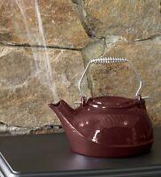 3 Quart Cast Iron Steamer Kettle / Humidifier Kettle