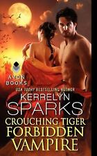 Crouching Tiger, Forbidden Vampire (Love at Stake)-ExLibrary