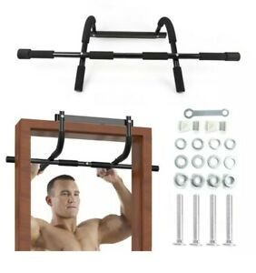 Pull Up Chin Up Door Bar Sit Up Home Body Muscles Exercise Fitness Strength100KG