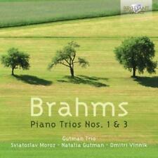 Gutman Trio - Piano Trios 1 & 3