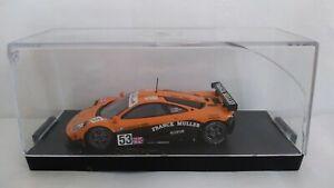 MC LAREN F1 GTR LM LE MANS 1996 MINICHAMPS SCALA 1/43