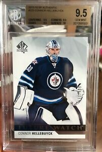2015-16-SP-AUTHENTIC-FUTURE-WATCH-CONNOR-HELLEBUYCK-RC-225-999-BGS-9-5