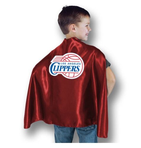 NBA Los Angeles Clippers Hero Cape - BRAND NEW IN PACKAGE