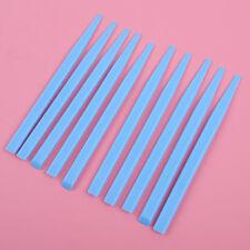 10pcs Plastic Dental Lab Alginate Mixing Plaster Spatula Stick Tool Assorted