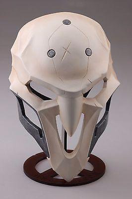 OW Reaper make cosplay overwatch helmet auction