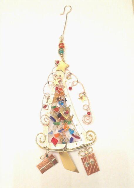 Baby Sea Turtles Momma Beach Ornament Metal Fair Trade Pilgrim Imports New