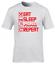 miniature 24 - Eat Sleep Mine Repeat Kids T-Shirt Boys Girls Gamer Gaming Tee Top