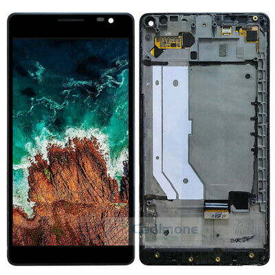 Details about For Nokia Microsoft Lumia 950XL LCD Touch Screen Assembly  Frame New Black SL01