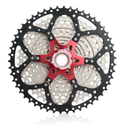 Bolany MTB Road Bike Bicycle Flywheel Cassette 12Speed Sprocket Freewheel 11-50T