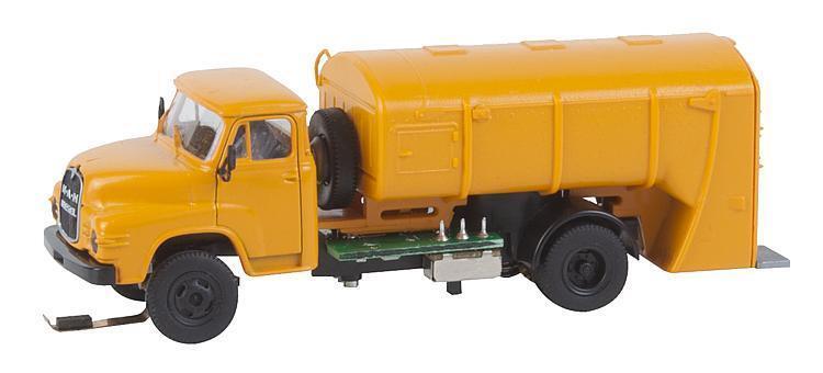 Faller 161606 HO car system MAN 635 Camión de basura (Brekina)  NUEVO EN EMB.