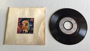 Vinyles-45-Tours-Stephan-Eicher-Combien-De-Temps