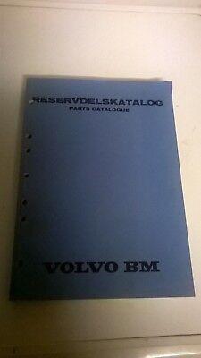 Ausdrucksvoll Volvo Bm 425 C - Ersatzteilkatalog