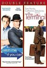 Catch Me If You Can Terminal 0097361701844 With Leonardo DiCaprio DVD Region 1