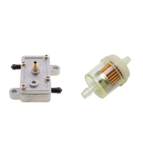 Pump w//Filter for Honda Odyssey FL250 Arctic Cat Replaces Mikuni DF44-211D
