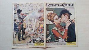 DOMENICA-DEL-CORRIERE-1962-N-13-FIERA-SPAZIALE-SALVATAGGIO-PILOTA-U-S-A