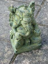 Ganesh Statue Indian Hindu God Elephant Figurine Ornament Fair Trade