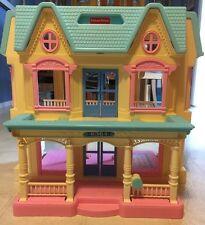 Fisher-Price Loving Family Dollhouse 6364 Vintage 1993