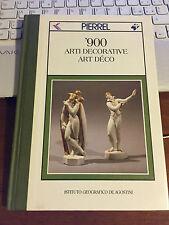 '900 ARTI DECORATIVE ART DECO Carla CERRUTTI ist geografico de agostini 1991