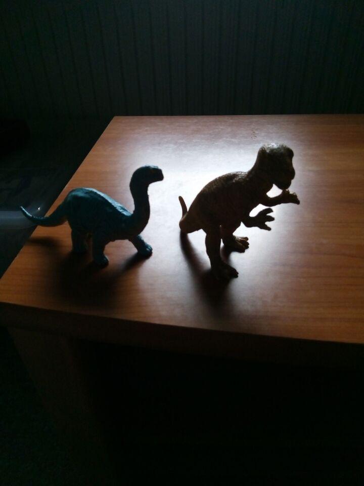Dyr, Dinosaure