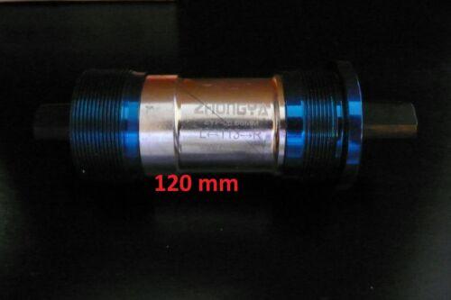 Sealed Ball Bearing Bicycle Bottom Bracket  103 107 110.5 113 120 127 mm NIB
