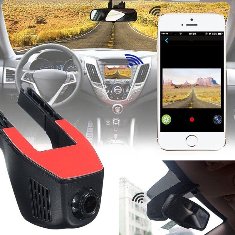 s-l1600 HD 1080P Wifi Front Dash Car DVR Camera Video Recorder Dash Cam G-sensor US