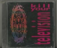 Ned's Atomic Dustbin - Kill Your Television US promo CD EP 4 trx total SEALED