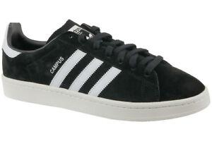 on sale 8b853 07081 adidas Campus Bz0084 Herren SCHUHE SNEAKERS schwarz  eBay