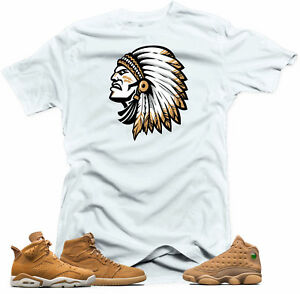 f7324798bc6 Shirt to match Jordan Golden Harvest OG Wheat Gold 6 1 13.Chief ...