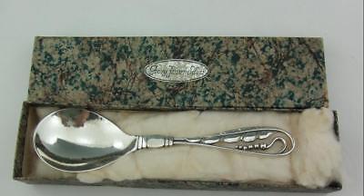 Georg Jensen Akkeleje Sterling Silver Tea Spoon No 033