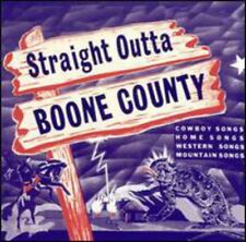 Straight Outta Boone Country by Various Artists (CD, Jul-2005, Bloodshot)