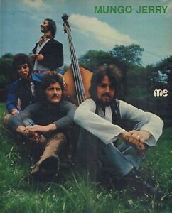 MUNGO-JERRY-PHOTO-039-S-ARTICLES-DUTCH-MUSIC-MAGAZINES-1970