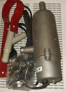 Details about TANK TYPE ENGINE COOLANT BLOCK HEATER 850W DIESEL KAT'S BRAND  TRACTOR NEW