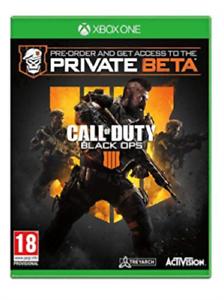 Call-OF-DUTY-BLACK-OPS-4-PULEGGIA-Xbox-One-Nuovo-e-sigillato-spedizione-il-giorno-stesso-1st-Class
