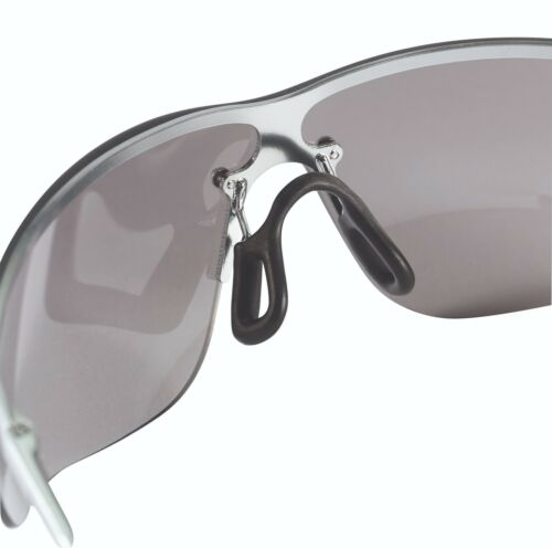 Bolle Silium SILPSF Safety Glasses Anti-Scratch Anti-Fog Smoke Lens