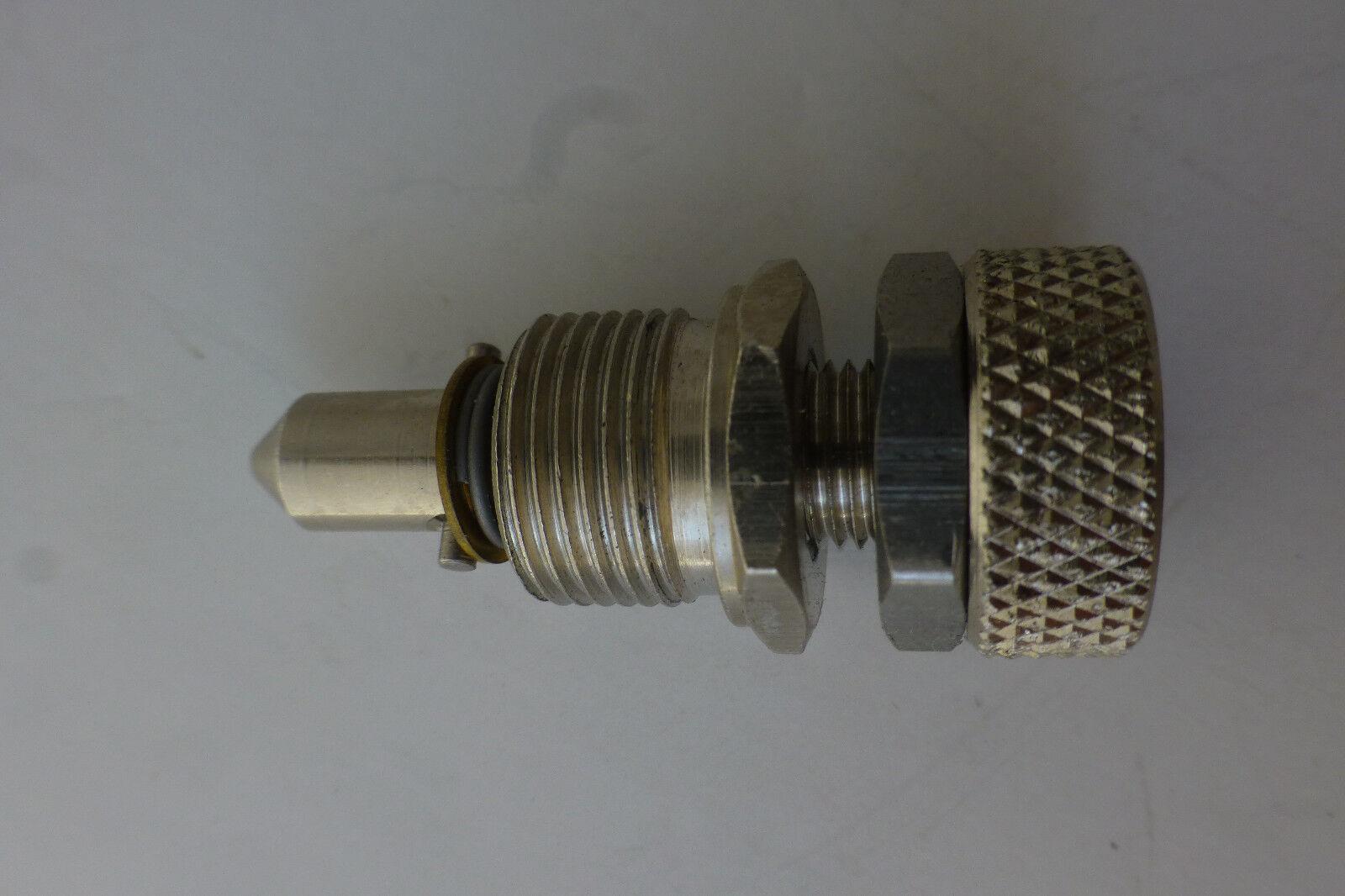 bin 151 binks 54-3720 side port control assembly for binks mach 1a hvlp automa