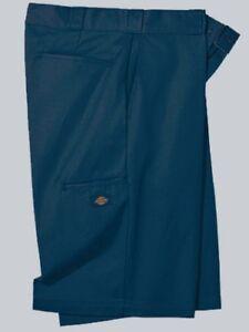Dickies-13-034-Multi-Use-Work-Short-Navy-blau-W30-bis-W40-NEU